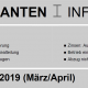 Mandanten Information März/April 2019
